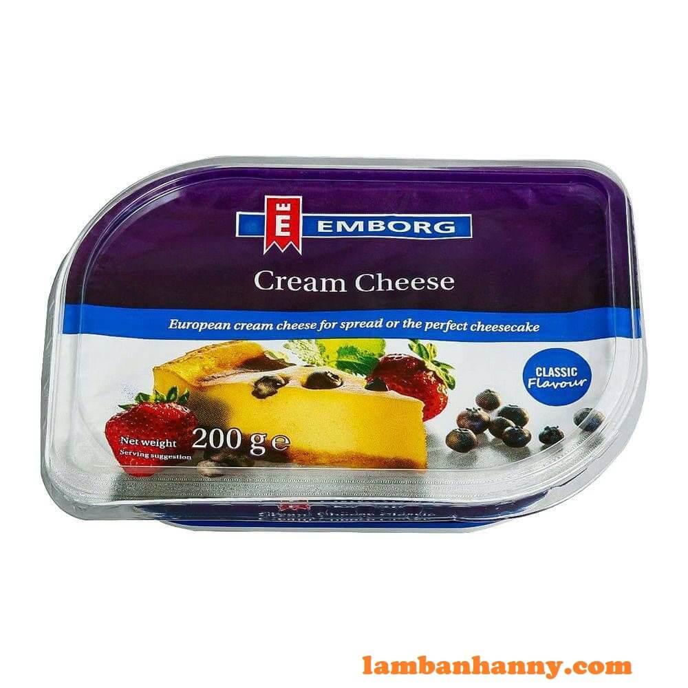 Cream Cheese Emborg 200g