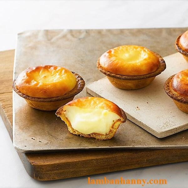 Bánh tart Cream Cheese