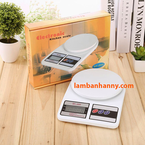 Cân điện tử Kitchen Scale SF-400