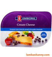 Cream Cheese Emborg 200g