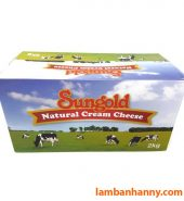 Cream Cheese Sungold 100g-1kg-2kg