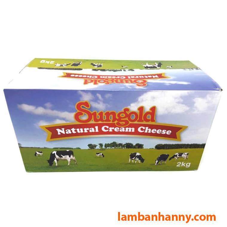 Cream Cheese Sungold 2kg