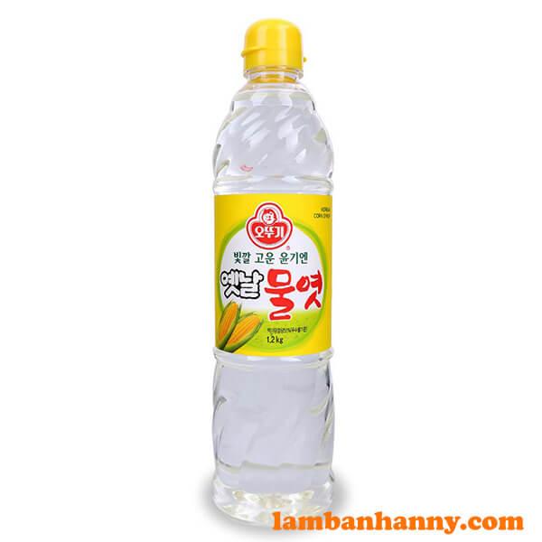Siro bắp Hàn Quốc 1kg2