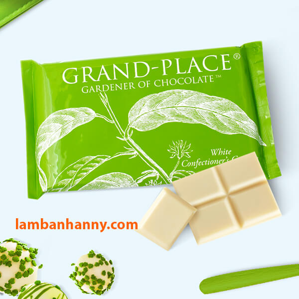 Socola Compound Trắng Grand Place