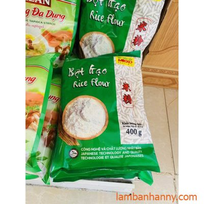 bột gạo mikko