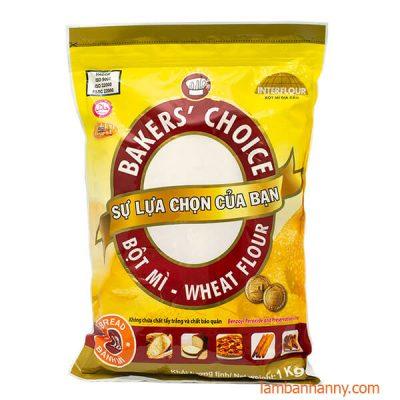 bột mì baker choice số 13