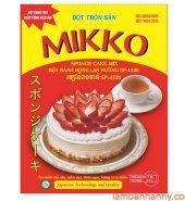 Bột bánh bông lan Mikko SP 4320 1kg