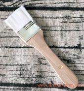 Chổi quét cán gỗ làm bánh 5,5-6-7-8cm