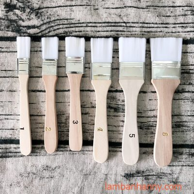choi quét cán gỗ
