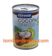 Nước cốt dừa 400ml Eufood