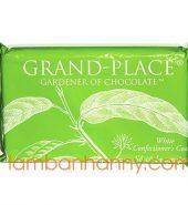 Socola trắng Grand Place Puturos