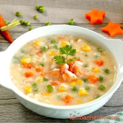 sup rau củ thơm ngon