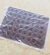 Tấm lót silicon nướng bánh macaron 48 ô 29x38cm