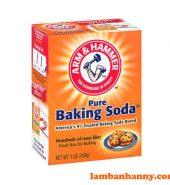Bột Baking Soda Arm & Hammer 454g