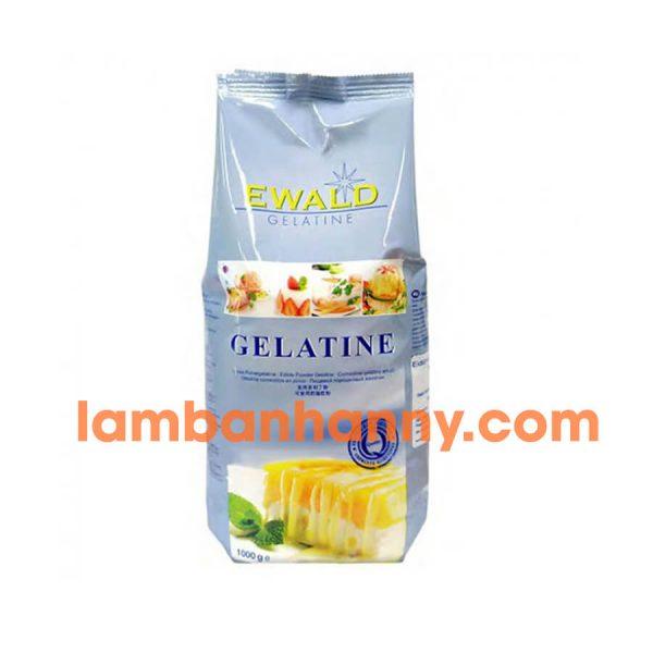 Gelatin bột 1kg