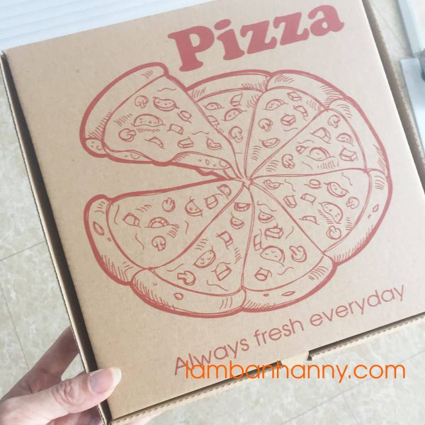 Hộp pizza size 23