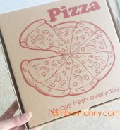 Hộp pizza size 26