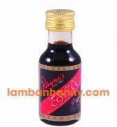 Hương coffee Rayner's 28ml
