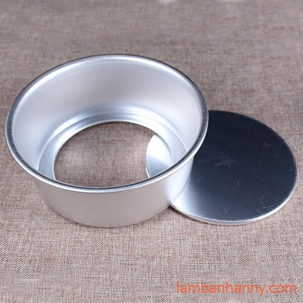 Khuôn làm bánh tròn đế rời 12-22cm 1