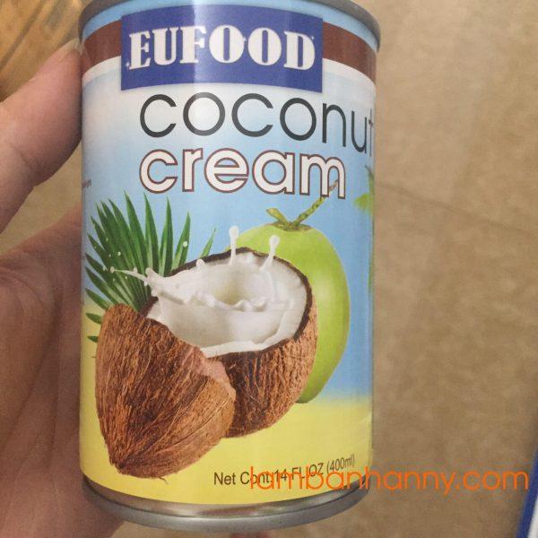 Nước dừa coconut Thái lan 400ml