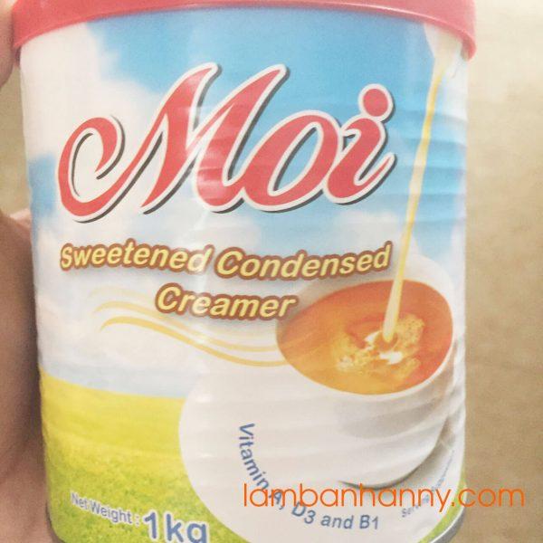 Sữa đặc moi 1kg
