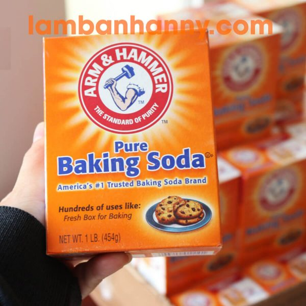 Bột Baking soda 454g