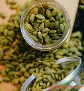 Hạt bí xanh Ấn Độ