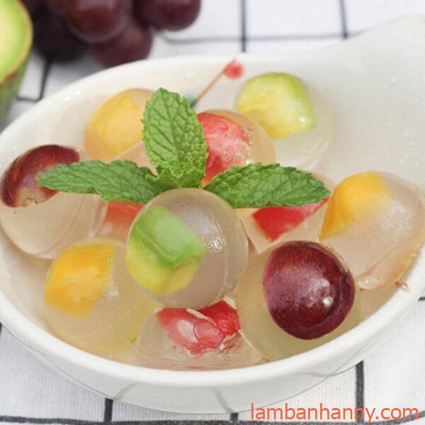 thạch trái cây