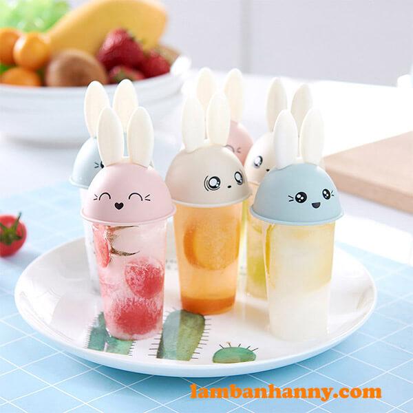Đa dạng các loại kem khác nhau tùy theo sở thích của bạn