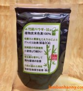 Bột tinh than tre Nhật Bản 100g