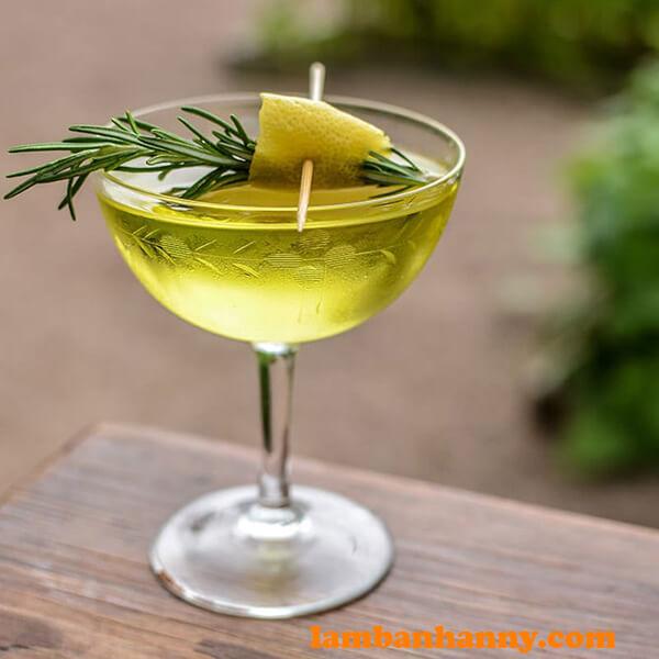 Rhum Agricole Cocktail