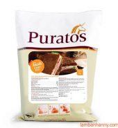 Bột bánh mì lúa mạch đen Dark Dry Puratos