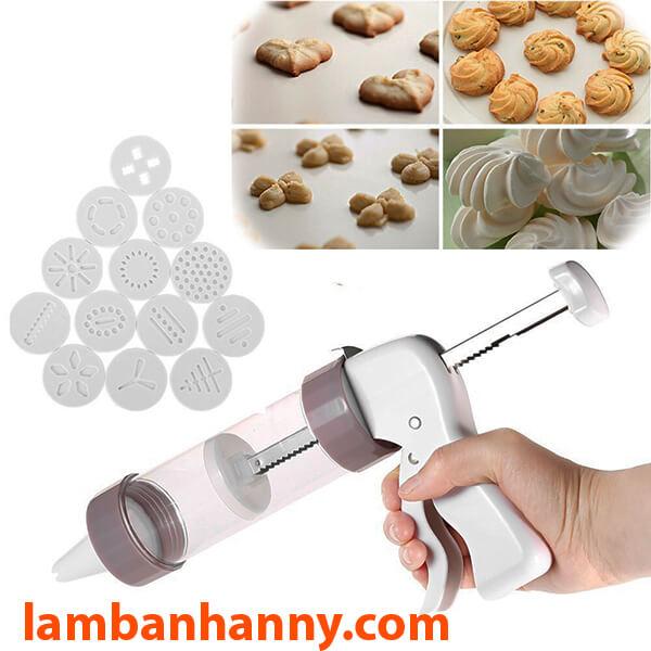 Bộ dụng cụ làm bánh quy Cookie Press