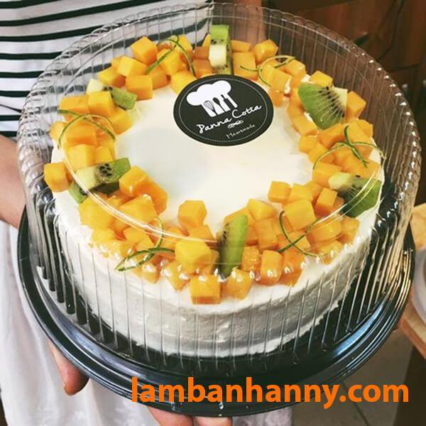 Hộp làm tăng lên vẻ đẹp cho chiếc bánh của bạn