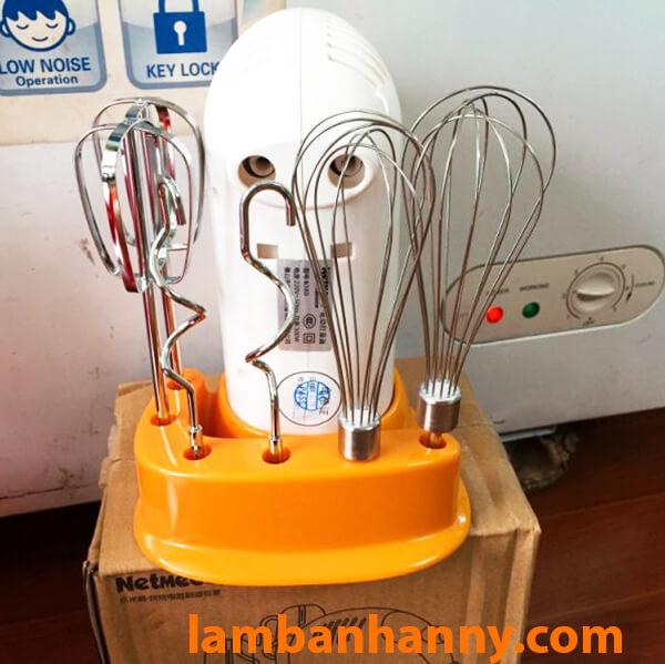 Máy đánh trứng cầm tay Netmego N38D