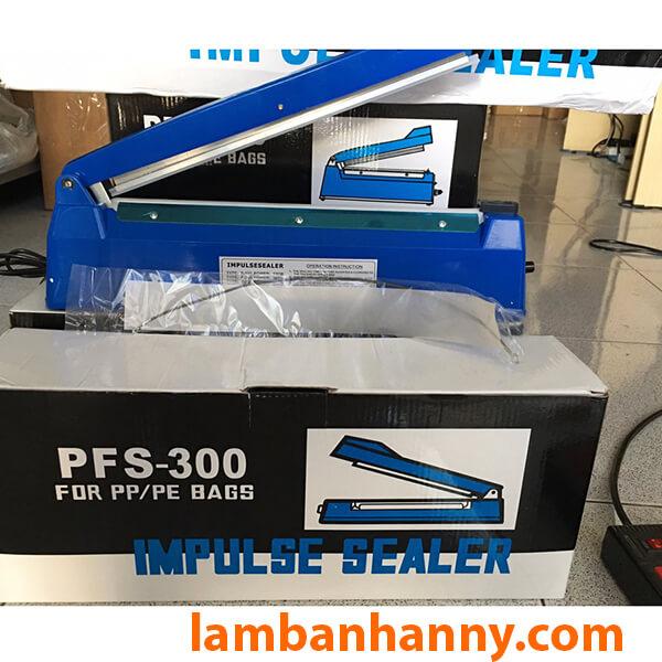Máy hàn miệng túi SF300