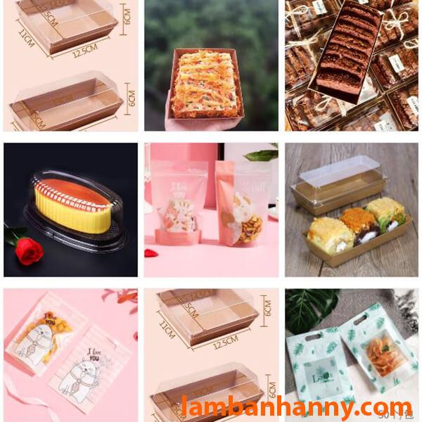 Đa dạng các loại Túi, hộp, bao bì có tại Anny Shop nhé!
