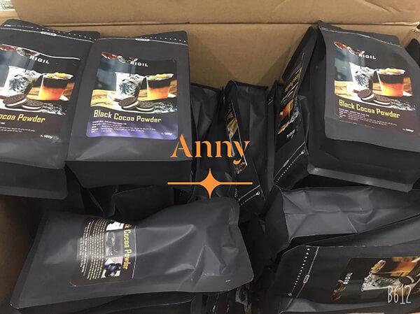 Anny có bỏ sỉ cho sản phẩm Cacao đen cực hot này nha cả nhà