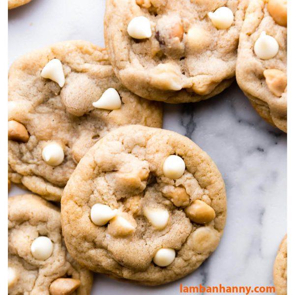 Bánh quy Socola chip trắng