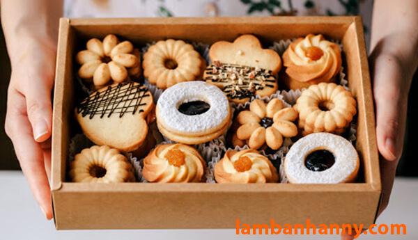 Bánh quy bơ thơm ngon chuẩn vị Danisa tại nhà