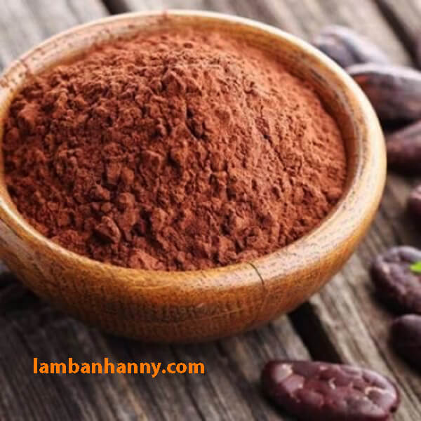Bột cacao nguyên chất Indonesia