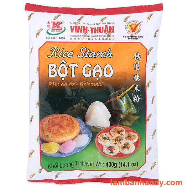 Bột gạo Vĩnh Thuận 400g