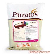 Bột trộn sẵn bánh Red Velvet Puratos 1kg
