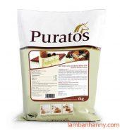 Bột trộn sẵn bánh bông lan Puratos 1kg