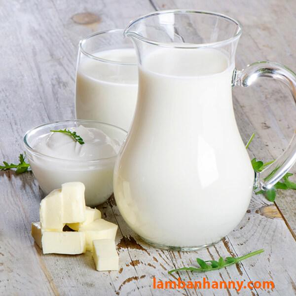 Có thể sử dụng để pha sữa uống trực tiếp