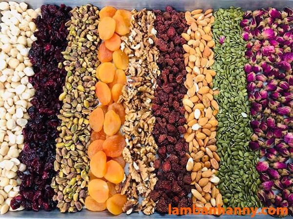 Dùng làm nguyên liệu cho món kẹo Nougat đầy dưỡng chất-2