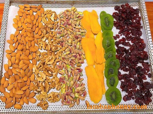 Dùng làm nguyên liệu cho món kẹo Nougat đầy dưỡng chất
