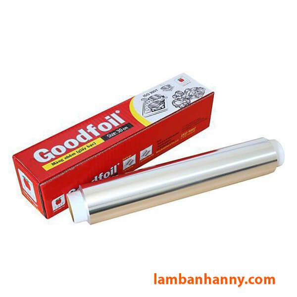 Giấy bạc nướng Goodfoil 30cmx75m
