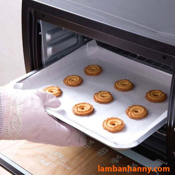 Giấy nến nướng bánh