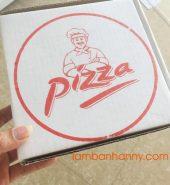 Hộp đựng bánh Pizza size 20cm